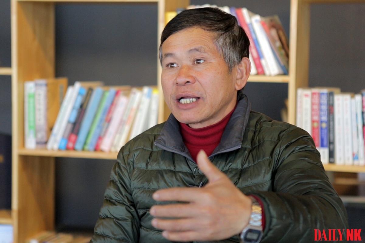 쉰들러 투아이롱 탈북 브로커