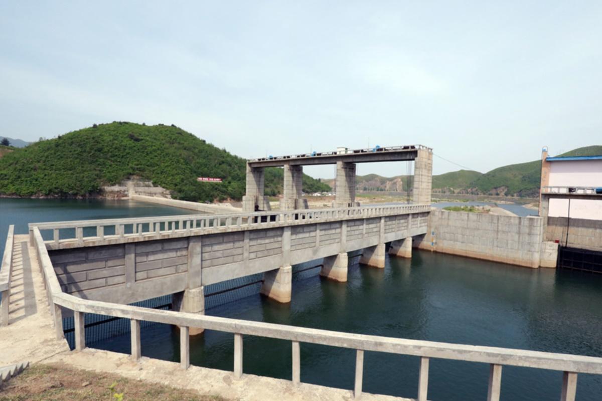 금야강2호발전소