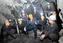 탄광, 석탄