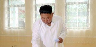 김정은 선거