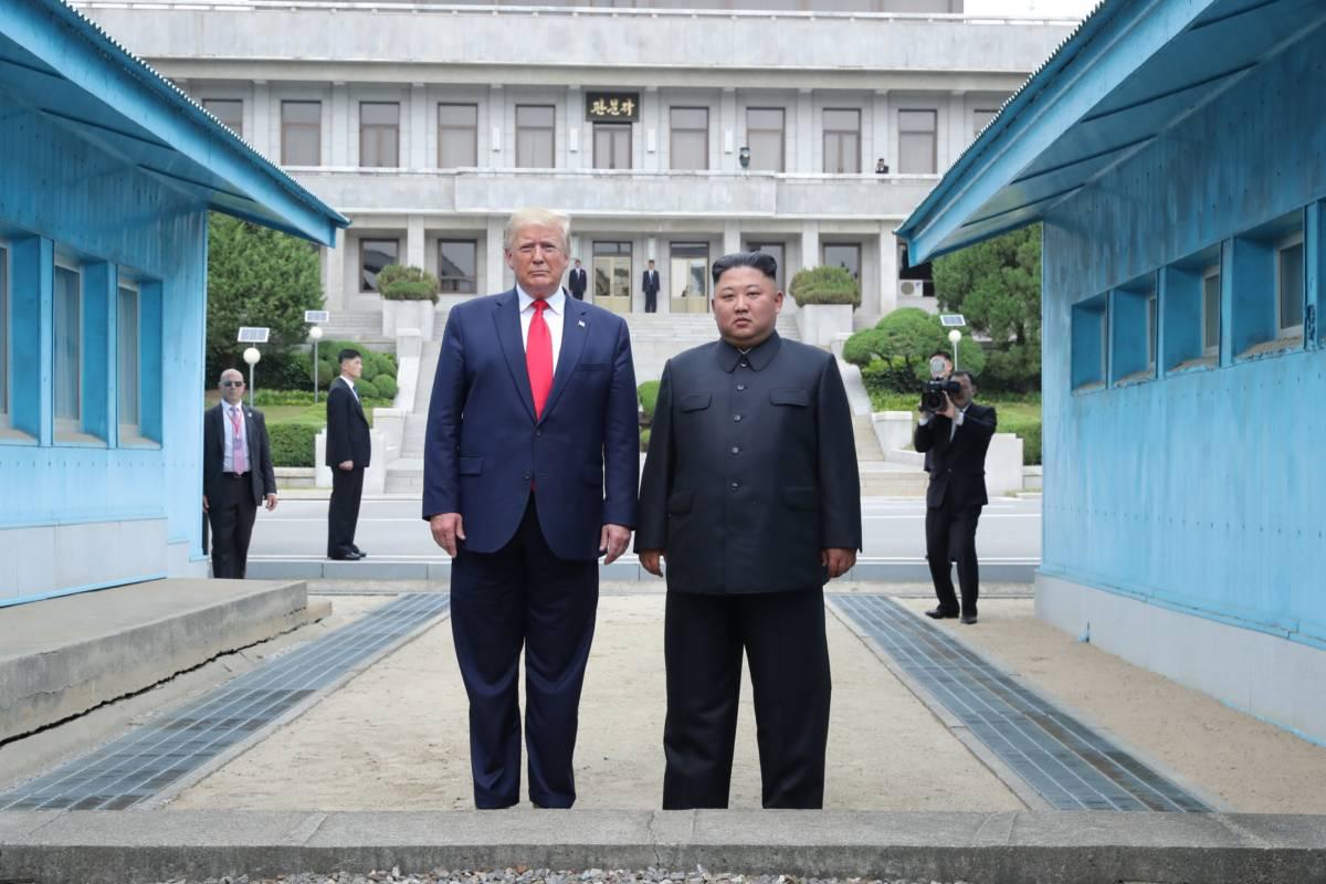 북미정상회담