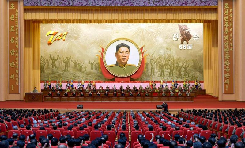 북한 전승절