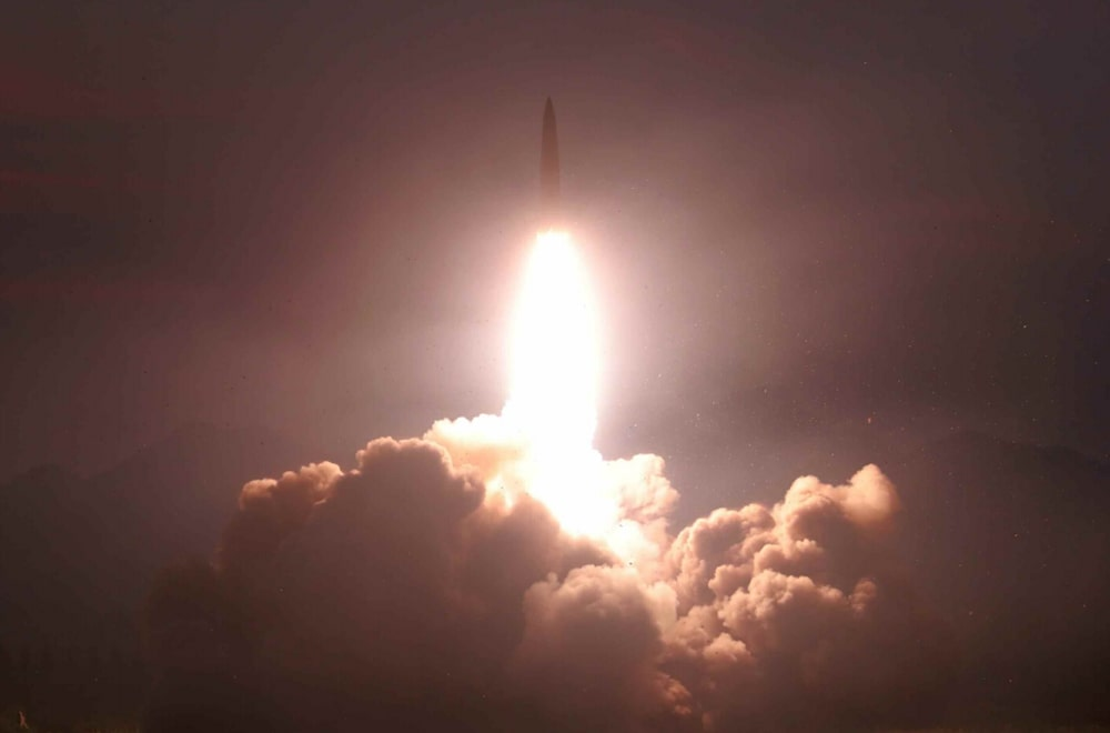 미사일 북한