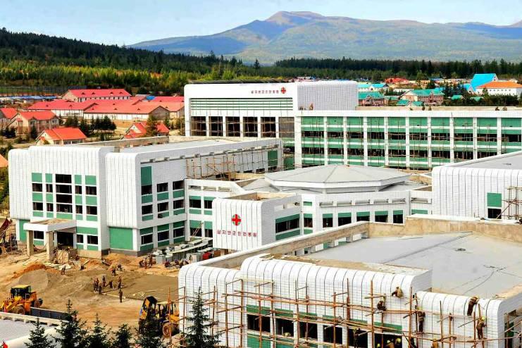 삼지연 인민병원
