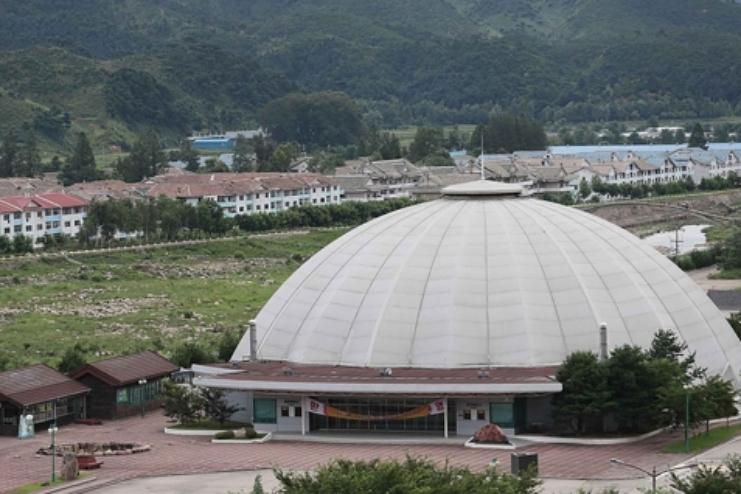 금강산 문화회관
