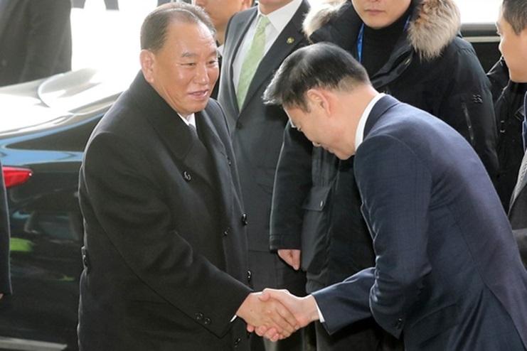 김영철 평창