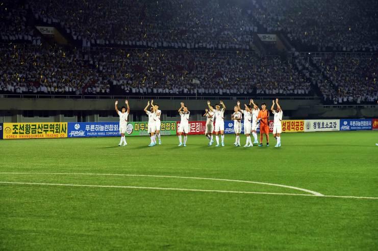 북한 축구 대표팀