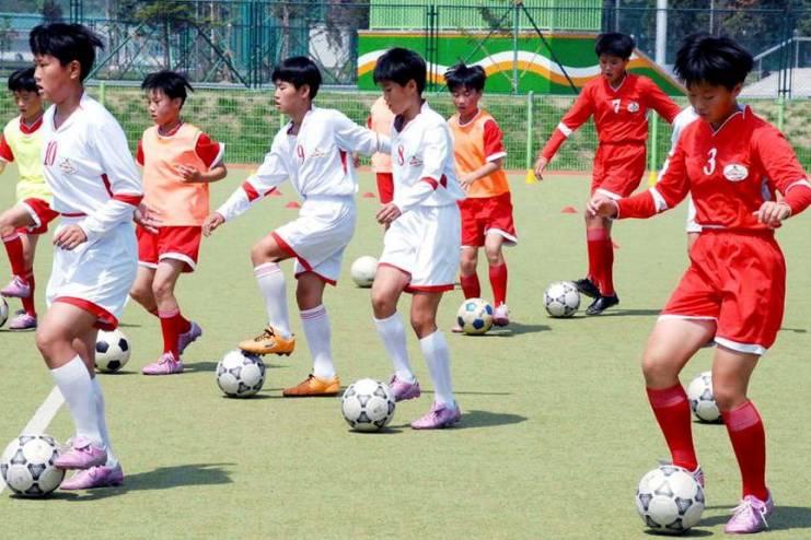 평양국제축구학교