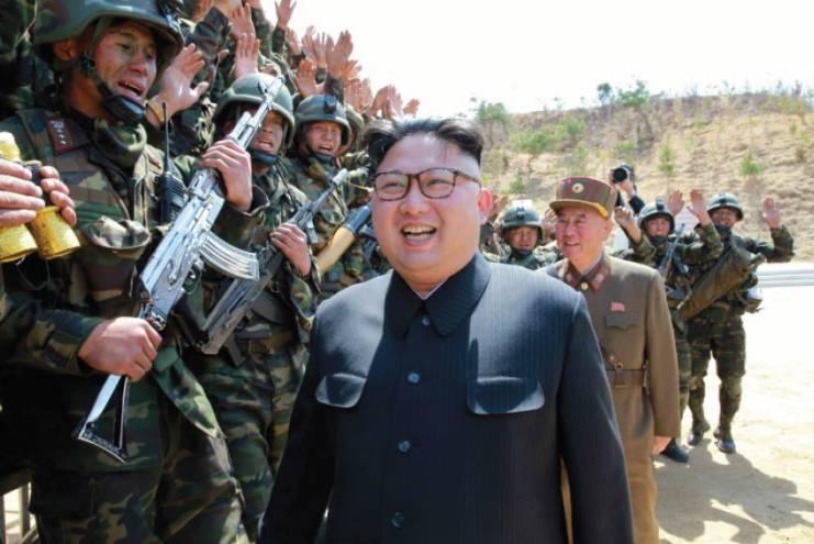 김정은_북한군_특수부대