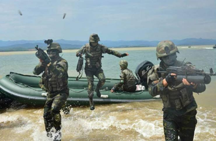 북한특수부대