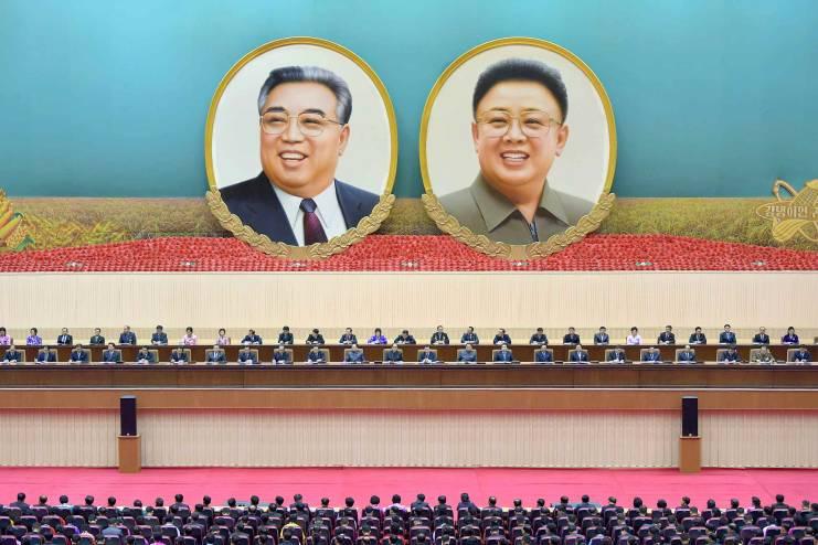 북한 농업부문 총화회의