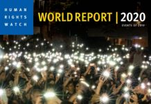 human rights watch world report 2020