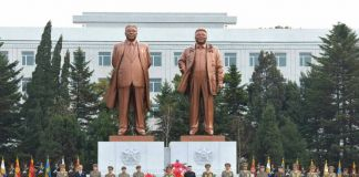김일성군사종합대학