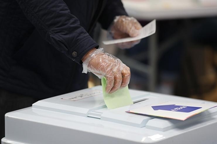 21대 총선 투표