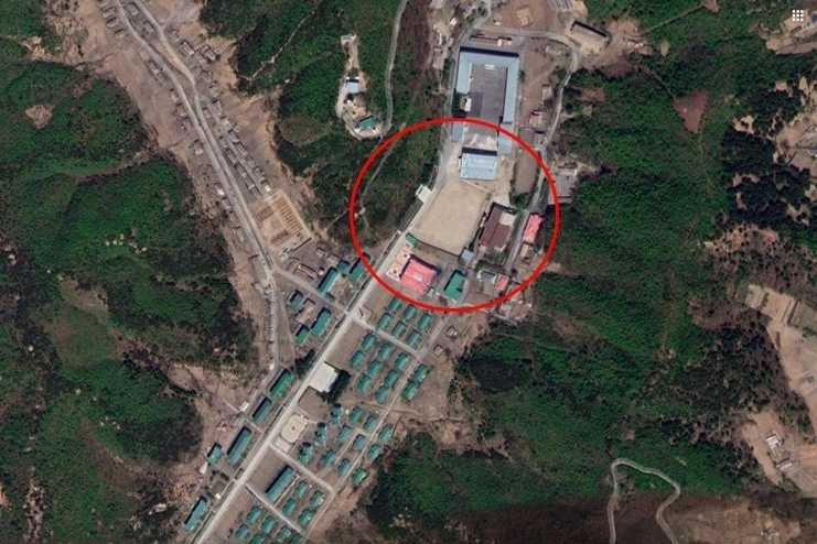 국가보위성 10국(전파탐지감독국) 탐지부