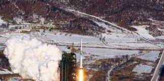 동창리 은하3호 로켓