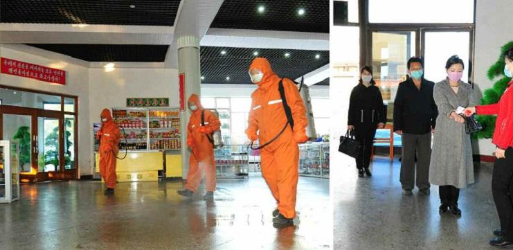 201102_노동신문_코로나 방역